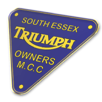 triumph motorcycle South Essex Triumph Logo