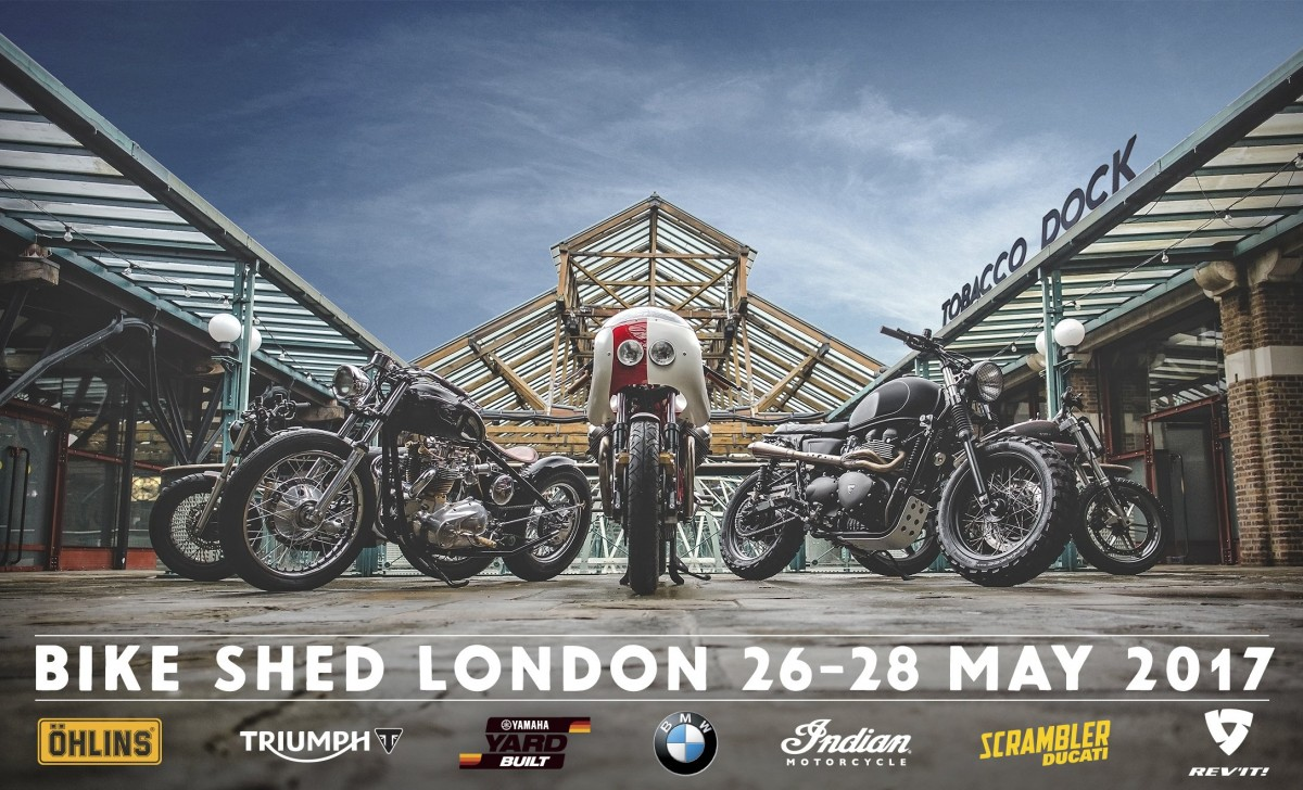 The Bike Shed London 2017