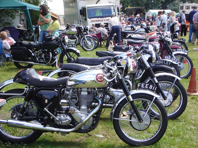 Vintage Collectors Rally
