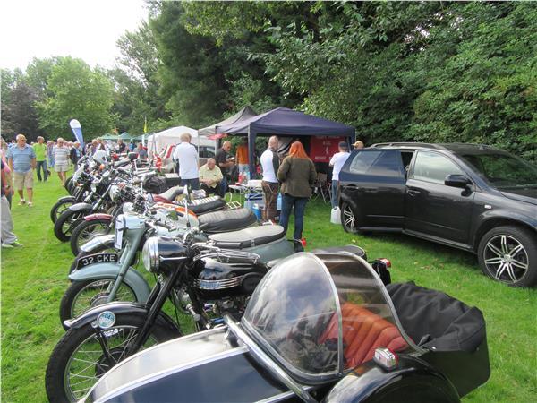 Custom & Classic Bike Show