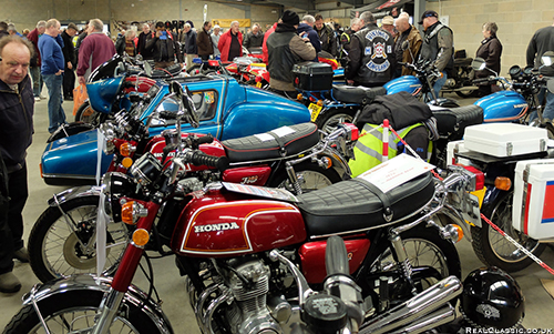 Classic Motorcycle Show & Bike Jumble