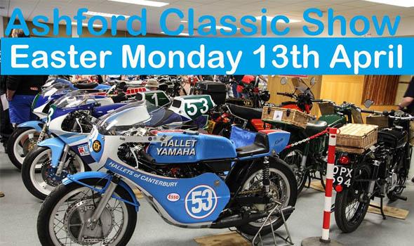 Ashford Classic Motorcycle Show